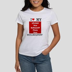 Bullmastiff-Love My Bullmastiff-Personalized T-Shi