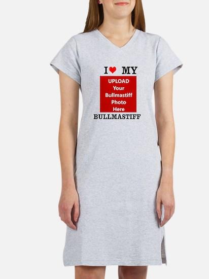 Bullmastiff-Love My Bullmastiff-Personalized Women