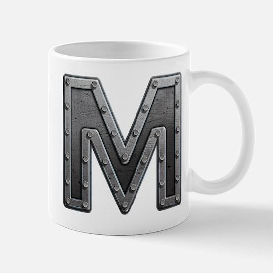 M Metal Mugs