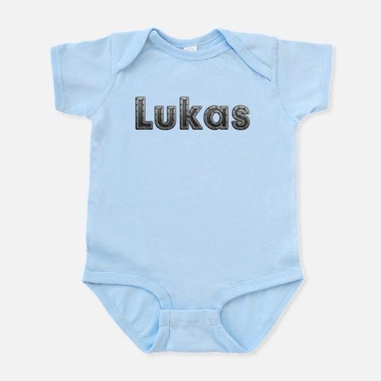Lukas Metal Body Suit