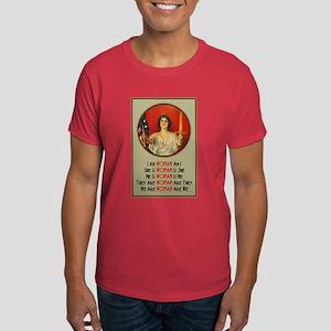 We Are Woman Dark T-Shirt