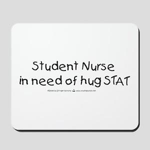 Need Hug STAT Mousepad