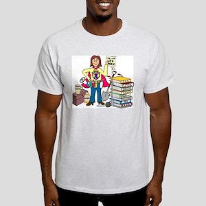 """A Super Advocate"" Light T-Shirt"