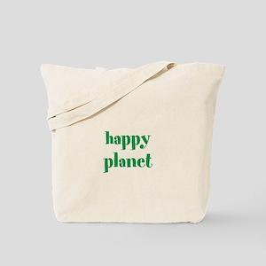Happy Planet Tote Bag