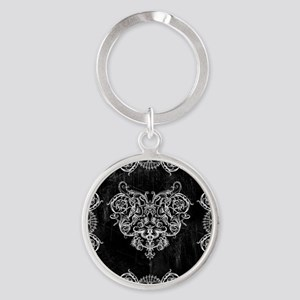 Grotesquerie Heart Keychains