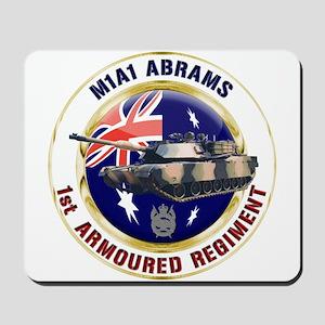 M1A1 Abrams Australia Mousepad