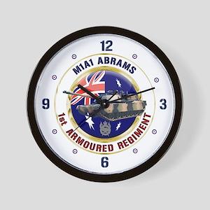 M1A1 Abrams Australia Wall Clock
