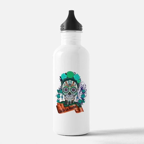 Best Seller Sugar Skull Water Bottle