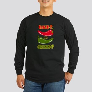 RED? OR GREEN? Long Sleeve T-Shirt