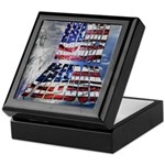 America Freedom Keepsake Box