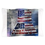 America Freedom Pillow Case