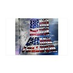 America Freedom Wall Decal