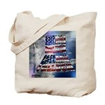 America Freedom Tote Bag