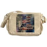America Freedom Messenger Bag