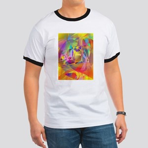 Abstract Banana T-Shirt