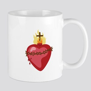 Sacred Heart Mugs