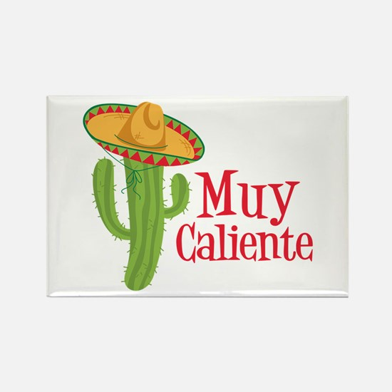 Muy Caliente Magnets