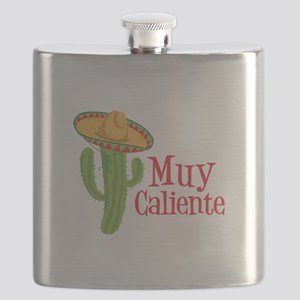 Muy Caliente Flask