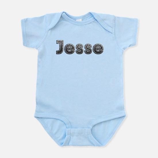 Jesse Metal Body Suit