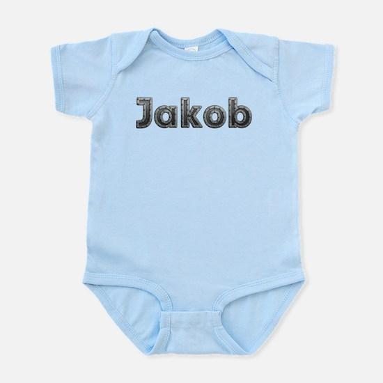 Jakob Metal Body Suit