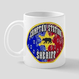 Compton Sheriff Mug