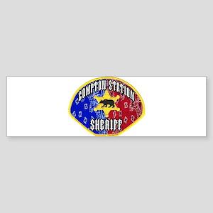 Compton Sheriff Bumper Sticker