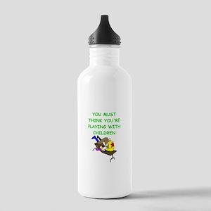 WRESTLING2 Water Bottle