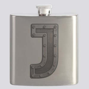 J Metal Flask
