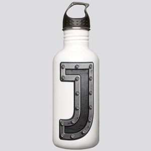 J Metal Water Bottle