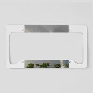 Tornado Waterspout License Plate Holder