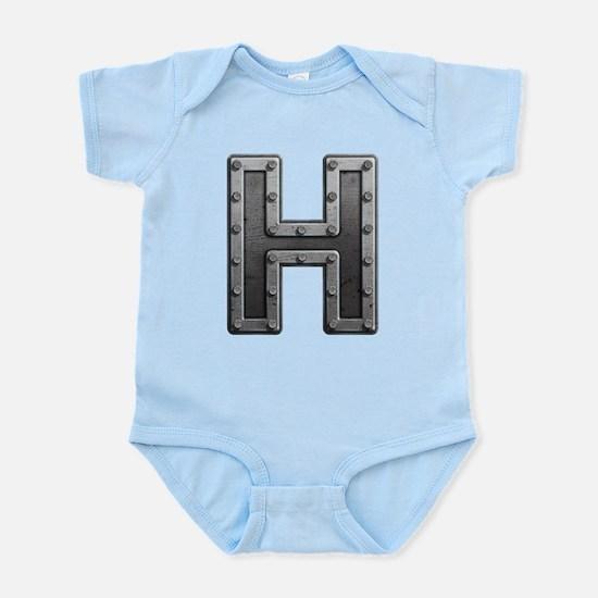 H Metal Body Suit