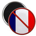 Anti France Magnet