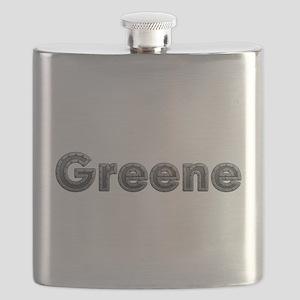 Greene Metal Flask