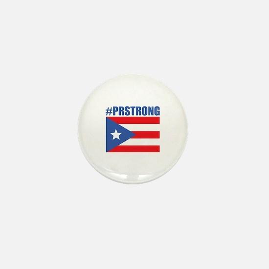 Cute Puerto rico Mini Button