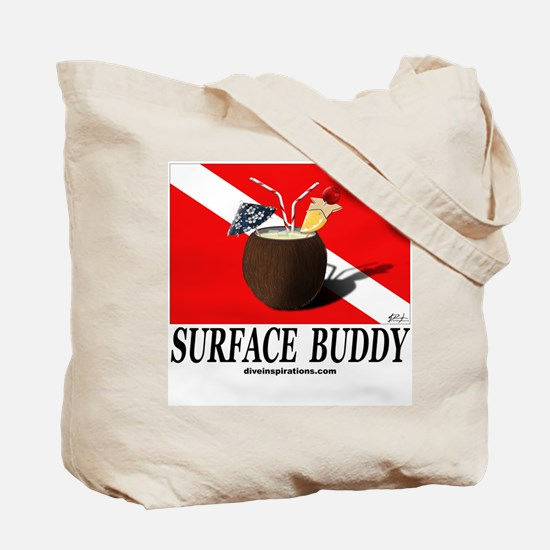 Surface Buddy Tote Bag