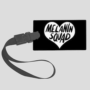Melanin Squad Large Luggage Tag