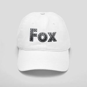 Fox Metal Baseball Cap