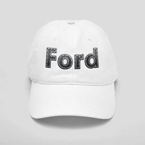 Ford Metal Baseball Cap