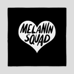 Melanin Squad Queen Duvet