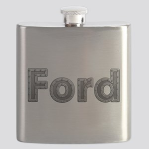 Ford Metal Flask