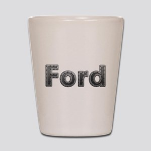 Ford Metal Shot Glass