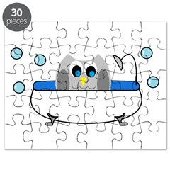 Owl in Tub Puzzle