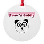 Warm n cuddly Ornament