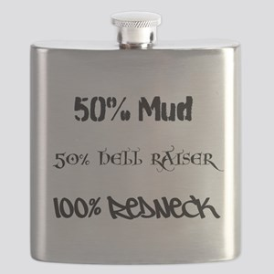 Mud, Hell Raiser, Redneck Flask