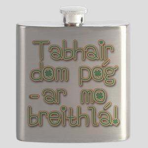 Tabhair dom pog ar mo breithla Flask