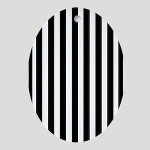Referee Ornament (Oval)