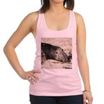 Northern Elephant Seal Racerback Tank Top