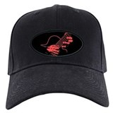 Guitar Baseball Cap with Patch