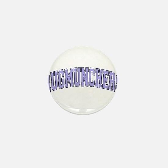 Rugmunchers Mini Button