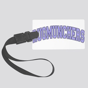 Rugmunchers Large Luggage Tag